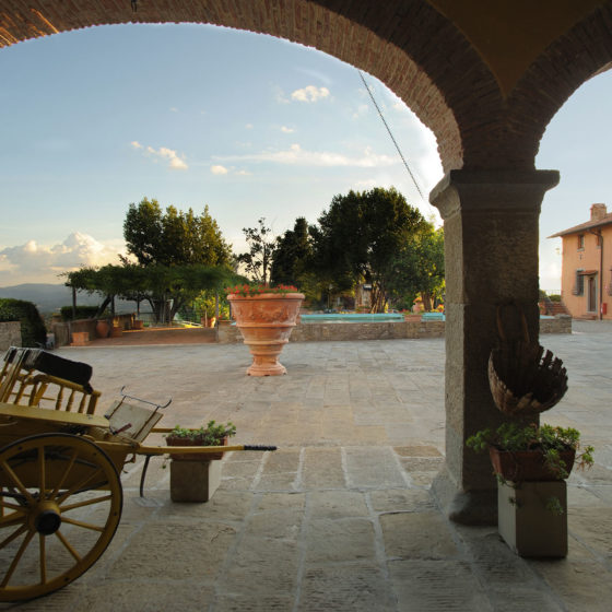 Country Residence Hotel • Fattoria degli Usignoli Toscana