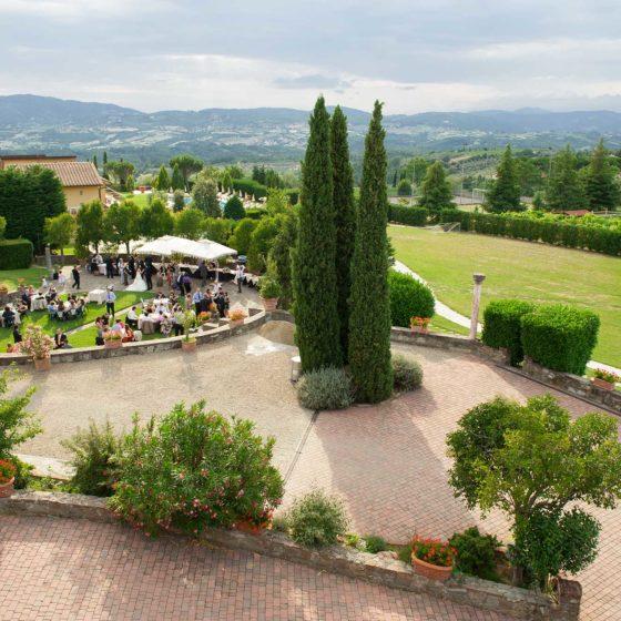 Matrimoni • Fattoria degli Usignoli • Toscana