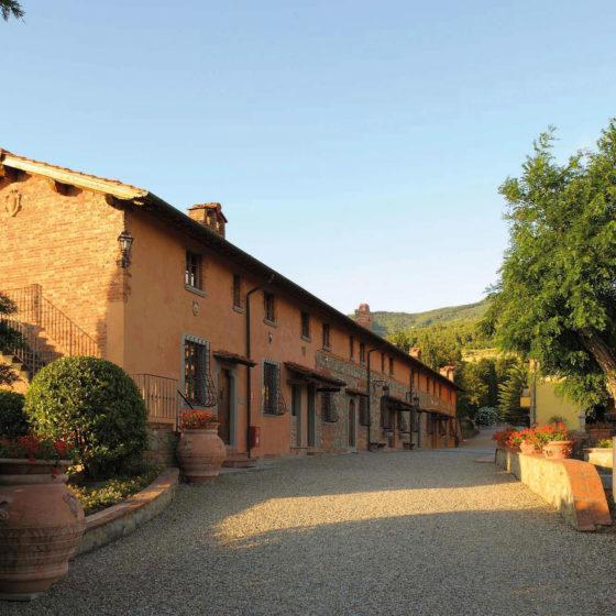 Country Residence Hotel • Fattoria degli Usignoli • Toscana