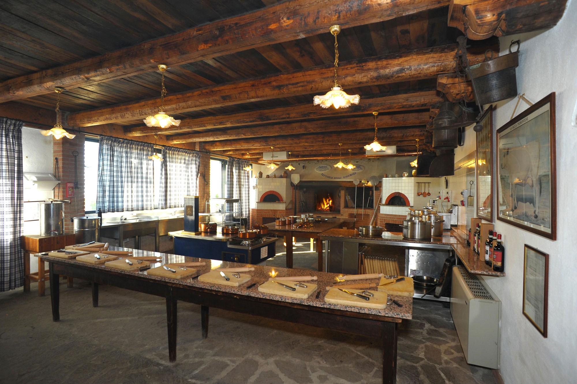 Scuola di Cucina • Fattoria degli Usignoli • Toscana
